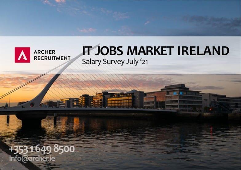 Archer Recruitment Ireland Salary Survey Jan 2021